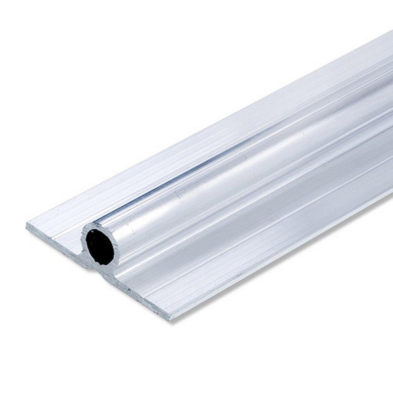 Lot de 2 charni res aluminium poli l m x l cm leroy merlin - Platte aluminium leroy merlin ...