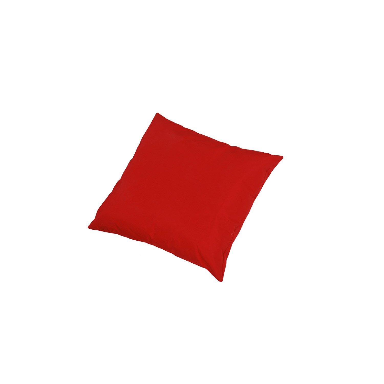 Coussin imperm able inspire mona inspire rouge 60x60 cm - Coussin exterieur 60x60 ...