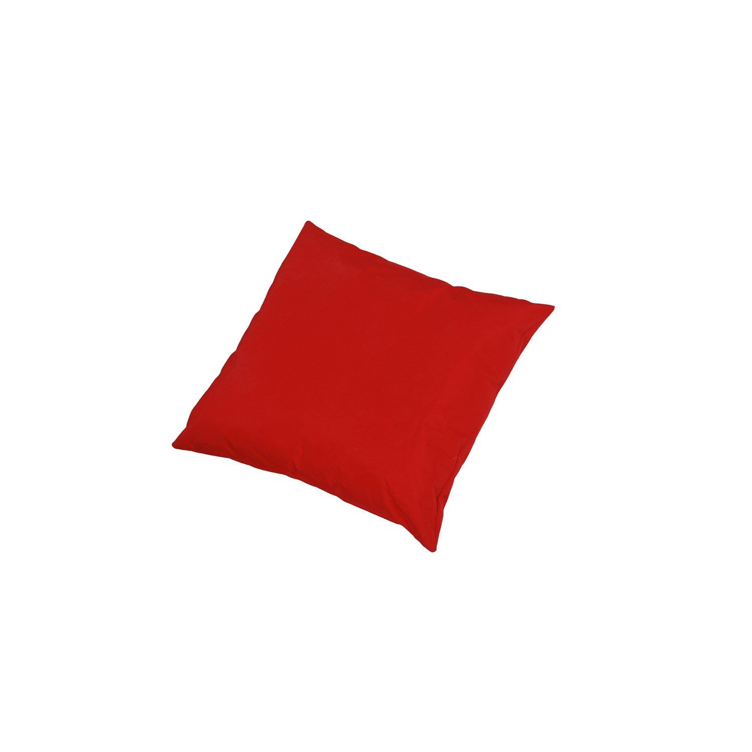 Coussin imperm able inspire mona inspire rouge 40x40 cm leroy merlin - Coussin leroy merlin ...