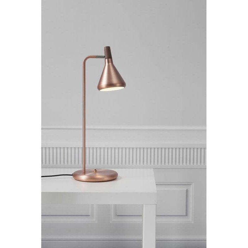 lampe de bureau led poser cuivr float leroy merlin. Black Bedroom Furniture Sets. Home Design Ideas