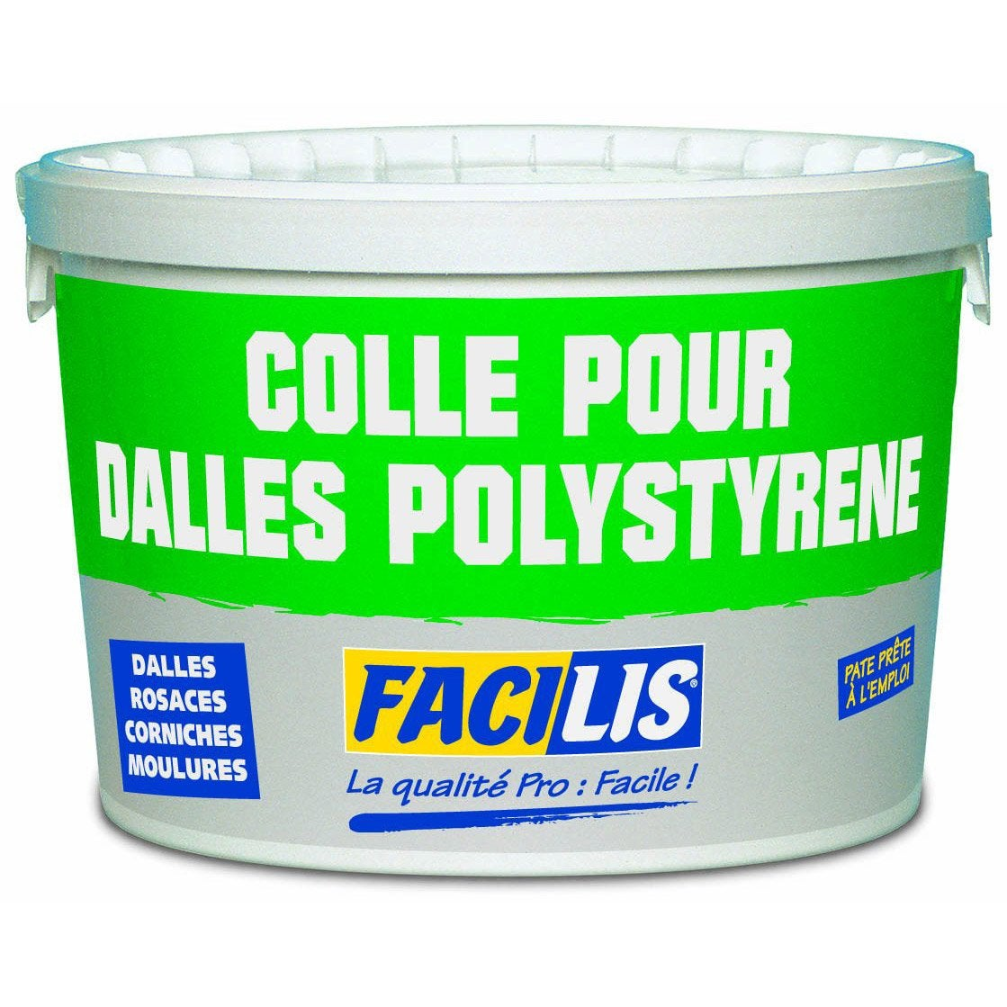 Colle pour dalle rosace ou moulure de plafond 1 kg leroy merlin - Colle pour gazon synthetique leroy merlin ...