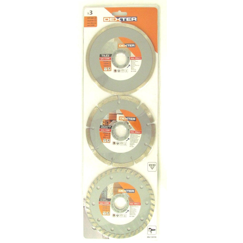 disque diamant 125 good disque diamant cd alien mm with. Black Bedroom Furniture Sets. Home Design Ideas