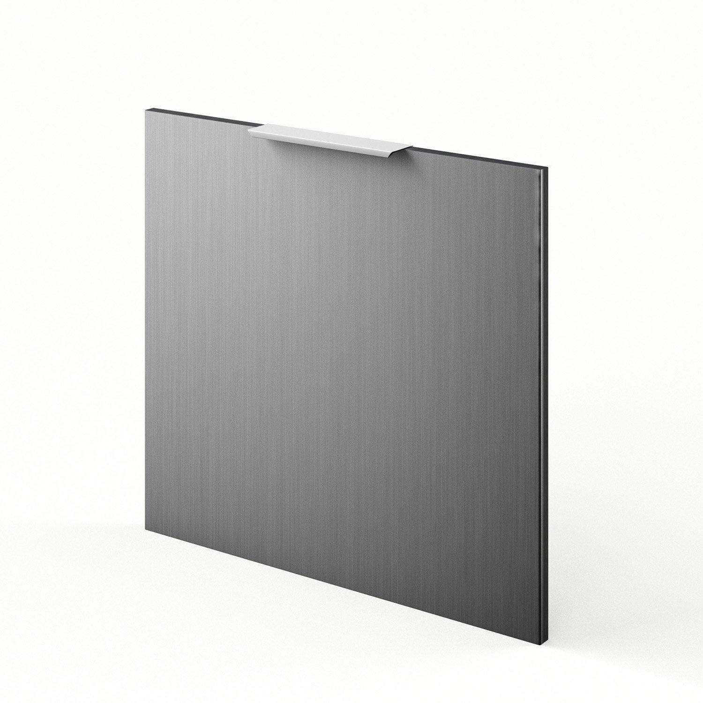 Porte de cuisine d cor aluminium f60 54 stil l60 x h54 3 for Porte aluminium cuisine