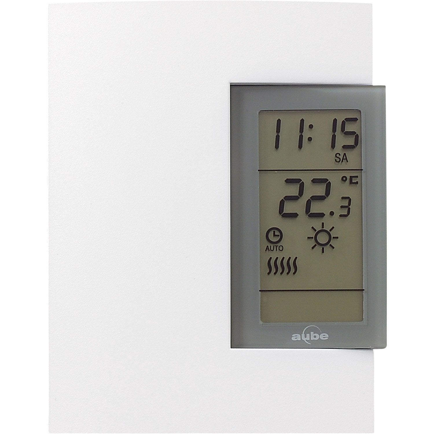 thermostat d 39 ambiance filaire honeywell thr140 f leroy merlin. Black Bedroom Furniture Sets. Home Design Ideas