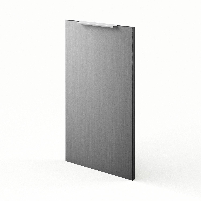 Porte de cuisine d cor aluminium f40 stil l40 x h70 cm for Porte cuisine aluminium
