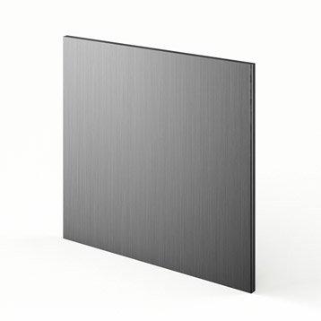 Porte pour lave vaisselle integrable de cuisine comparer for Decoration porte lave vaisselle