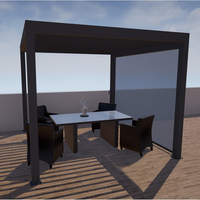 store pergola leroy merlin finest tonnelle hesperide beau. Black Bedroom Furniture Sets. Home Design Ideas