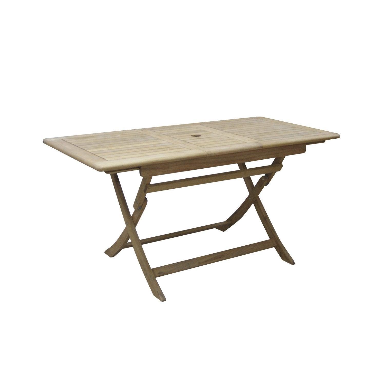 Extension de table de jardin rectangulaire robin naterial leroy merlin - Leroy merlin jardin sevilla la rochelle ...