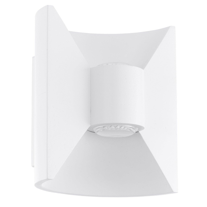 applique ext rieure redondo led int gr e 360 lm blanc. Black Bedroom Furniture Sets. Home Design Ideas