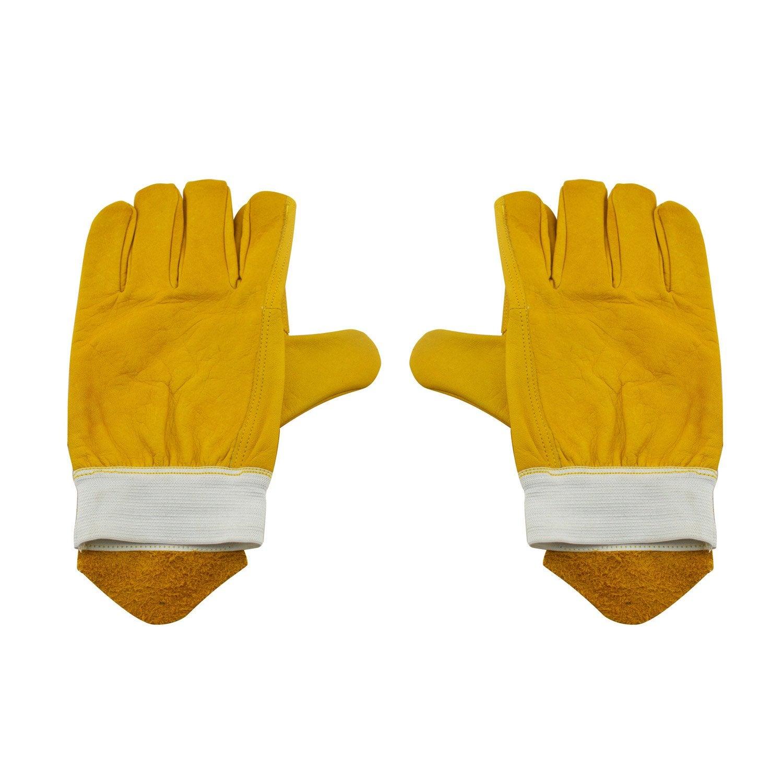 gants de manutention en cuir dexter taille 10 xl leroy merlin. Black Bedroom Furniture Sets. Home Design Ideas