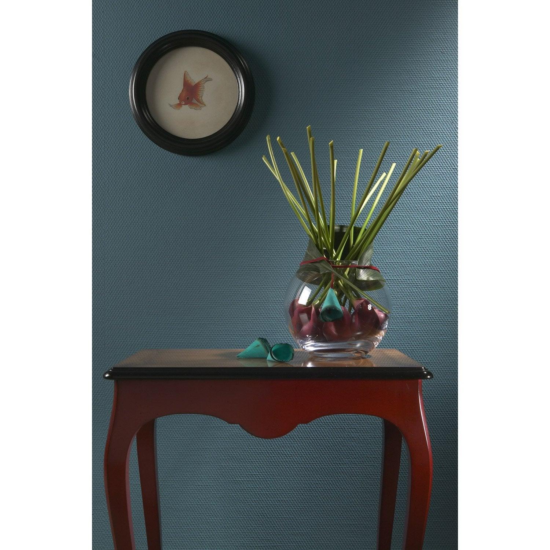 Fibre de verre pr peinte et pr encoll e lanivit motif maille 185g m2 1x25 m leroy merlin - Toile de vernieuwing leroy merlin ...
