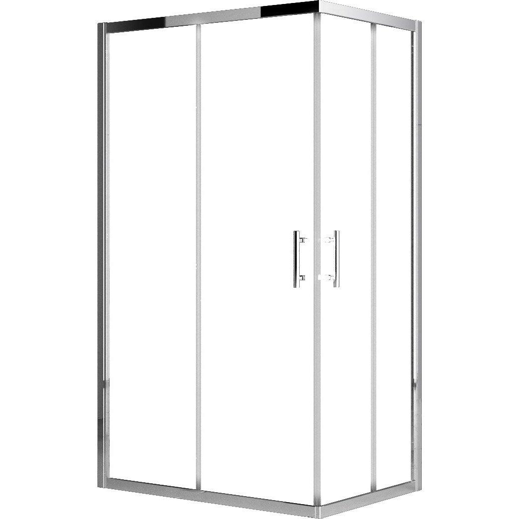 Porte exterieur 120 cm rail de porte coulissante - Porte de service bois leroy merlin ...