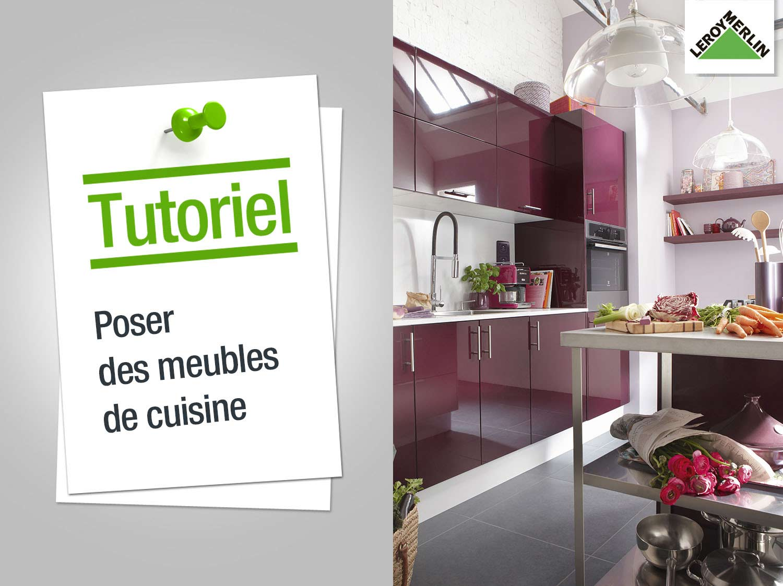 Meuble cuisine commode avec portes et tiroirs blancgris fonc