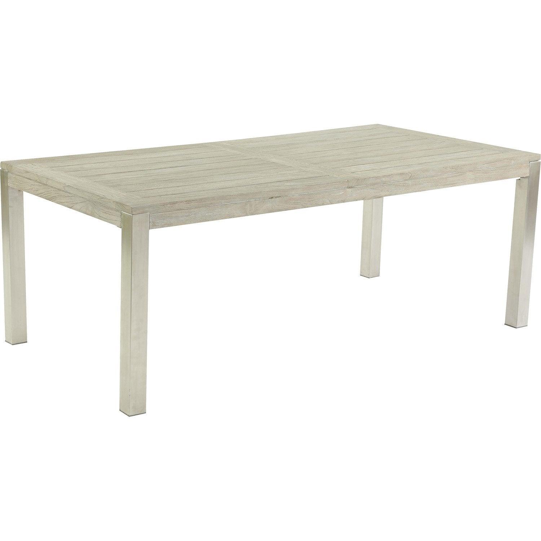 D co table jardin vega grosfillex toulouse 26 table de chevet fly table de jardin en teck - Table jardin hauteur reglable toulouse ...