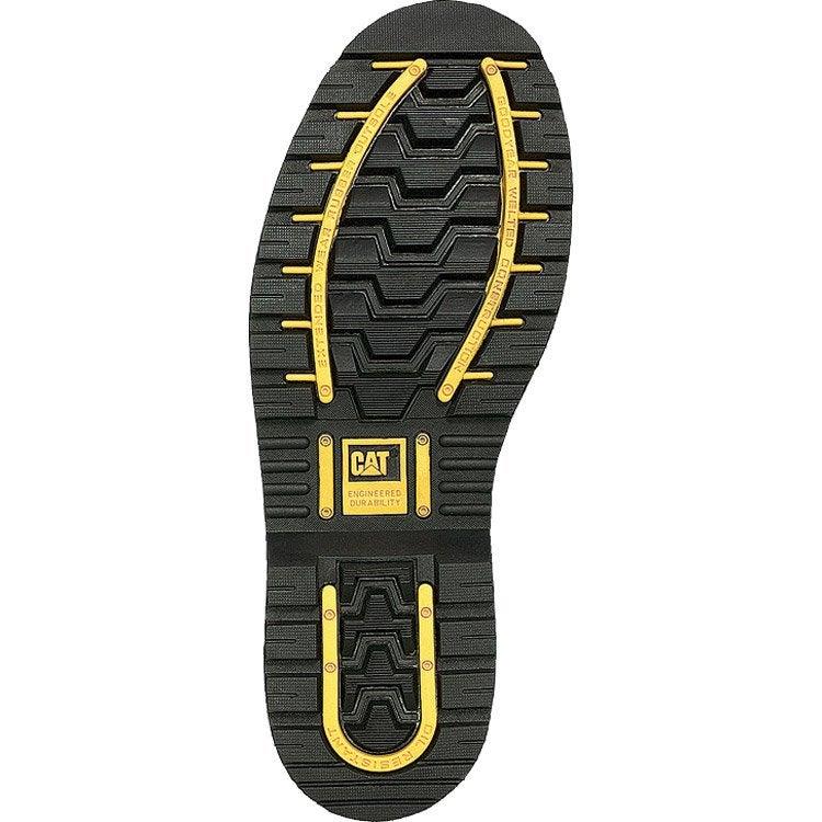 chaussures de s curit hautes caterpillar holton s3 miel coloris miel t42 leroy merlin. Black Bedroom Furniture Sets. Home Design Ideas