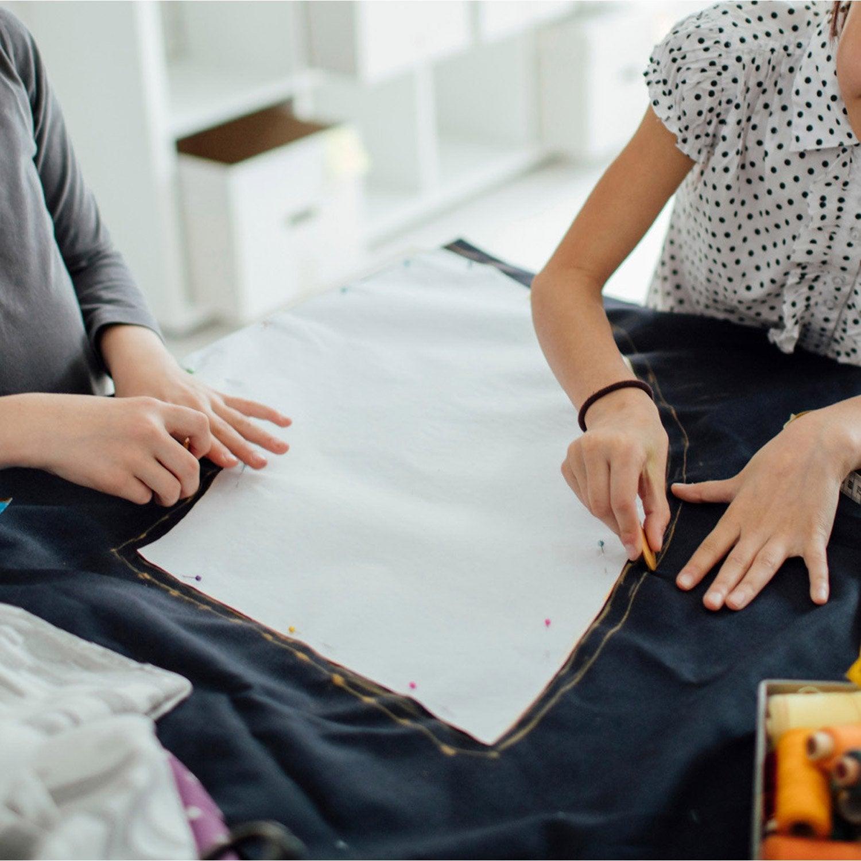 Atelier enfant cr er mon premier projet couture leroy - Atelier bricolage leroy merlin ...