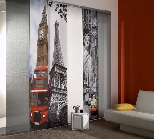 les concepteurs artistiques rideaux japonais chez ikea. Black Bedroom Furniture Sets. Home Design Ideas