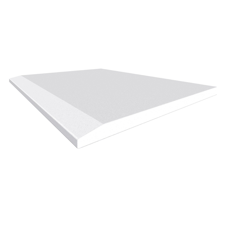 plaque de pl tre feu m0 m ba13 entraxe 60cm leroy merlin. Black Bedroom Furniture Sets. Home Design Ideas