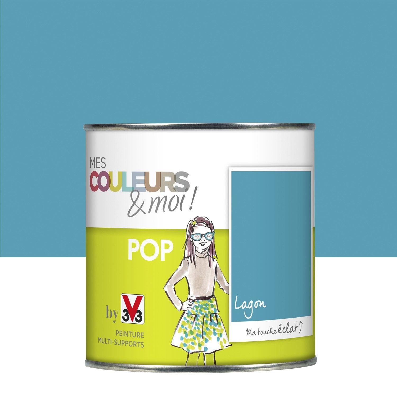 Peinture vert lagon v33 mes couleurs et moi pop 0 5 l leroy merlin - Location pistolet peinture leroy merlin ...