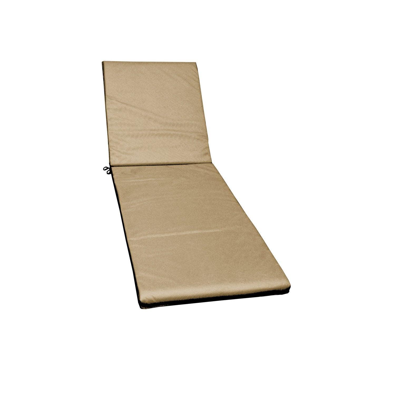 coussin de bain de soleil marron technique leroy merlin. Black Bedroom Furniture Sets. Home Design Ideas
