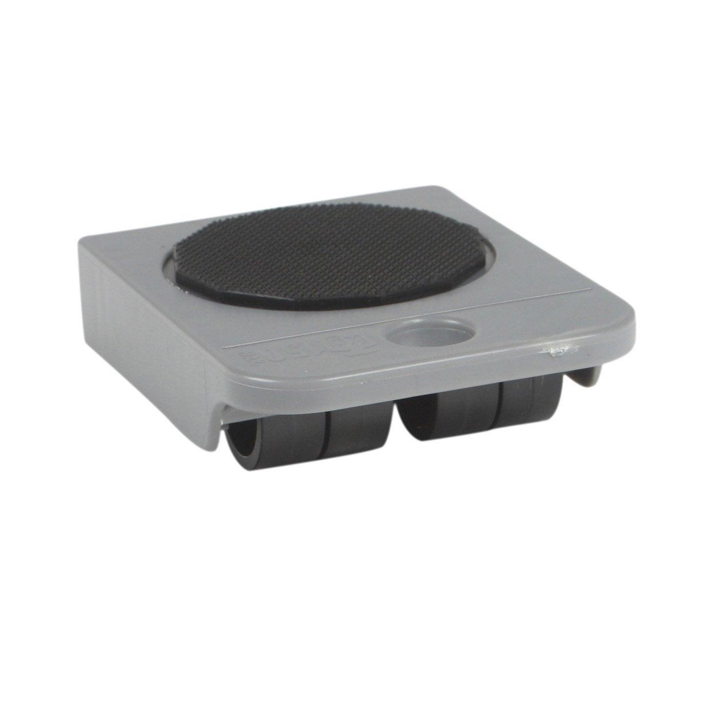Plateau roulant de manutention plastique charge support e for Plateau a roulettes