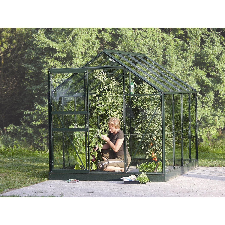 serre venus 5000 en verre horticole m leroy merlin. Black Bedroom Furniture Sets. Home Design Ideas
