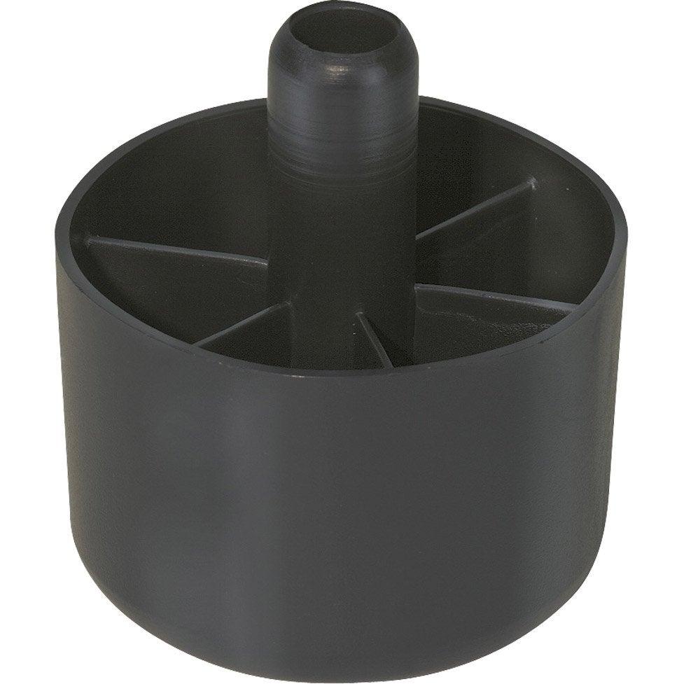 patin plastique embo ter x mm leroy merlin. Black Bedroom Furniture Sets. Home Design Ideas