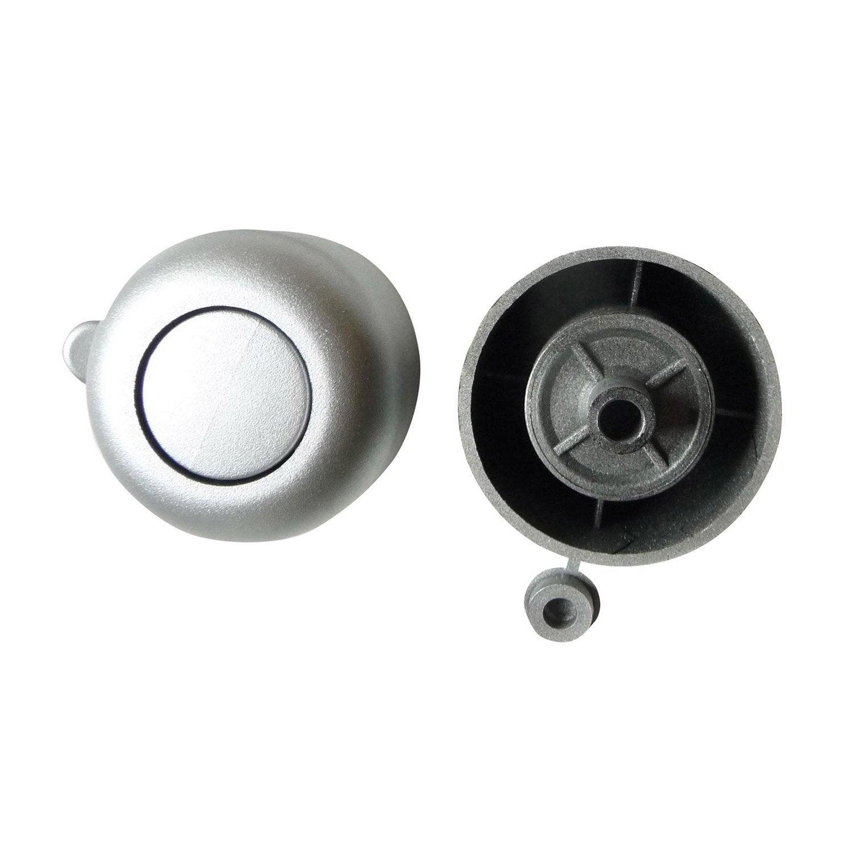 minipied et patin plastique visser x mm leroy merlin. Black Bedroom Furniture Sets. Home Design Ideas