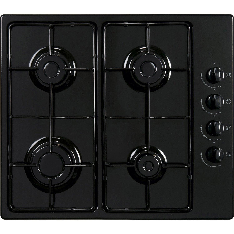 Plaque Cuisson Leroy Merlin Maison Design Bahbecom - Cuisiniere mixte induction gaz pour idees de deco de cuisine
