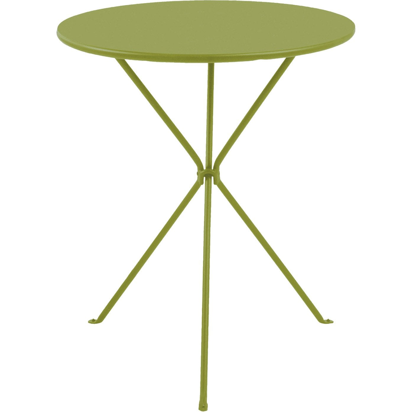Table basse Guéridon ronde vert 2 personnes  Leroy Merlin -> Leroy Merlin Table Basse Rangement