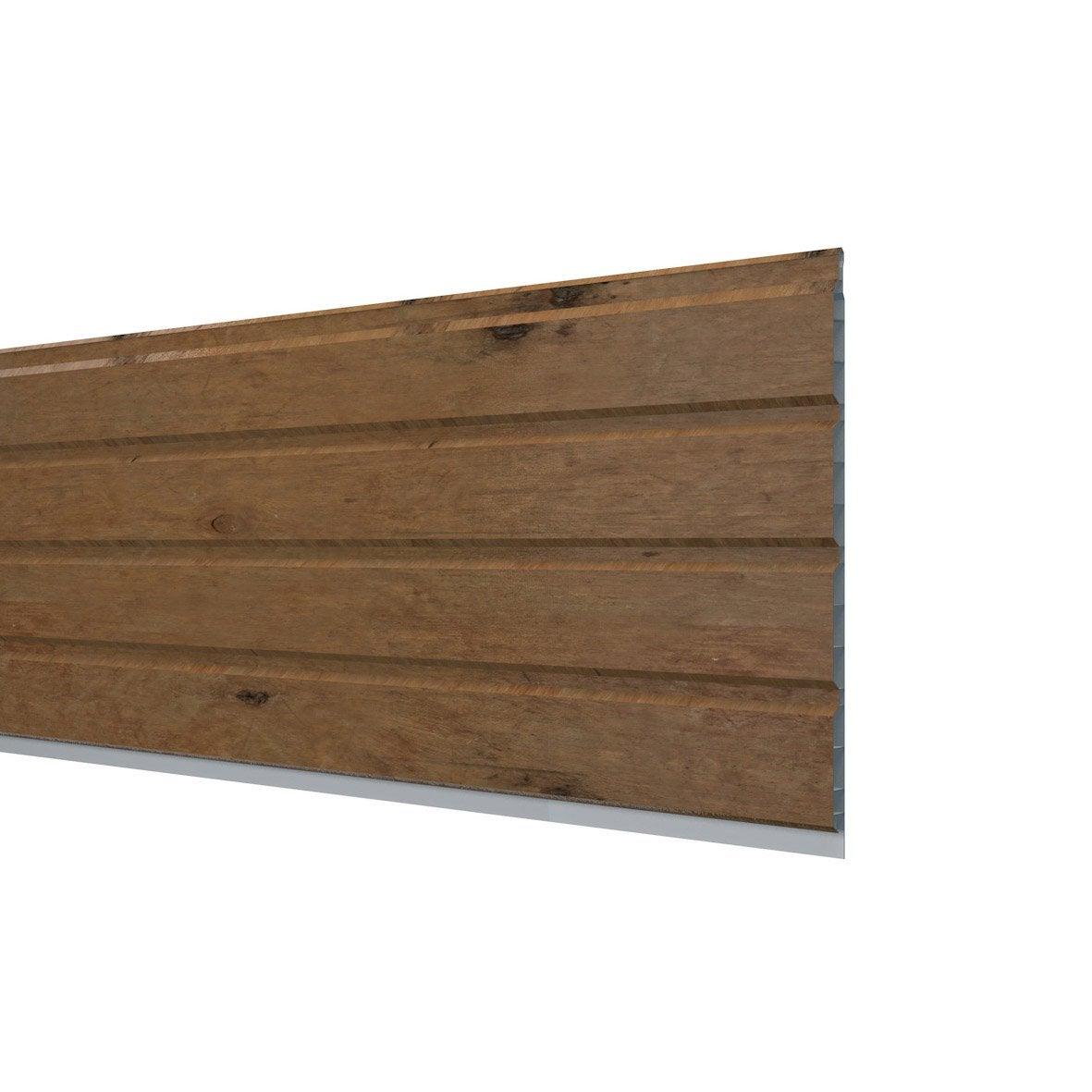 sous face pvc avec leroy merlin brico depot. Black Bedroom Furniture Sets. Home Design Ideas