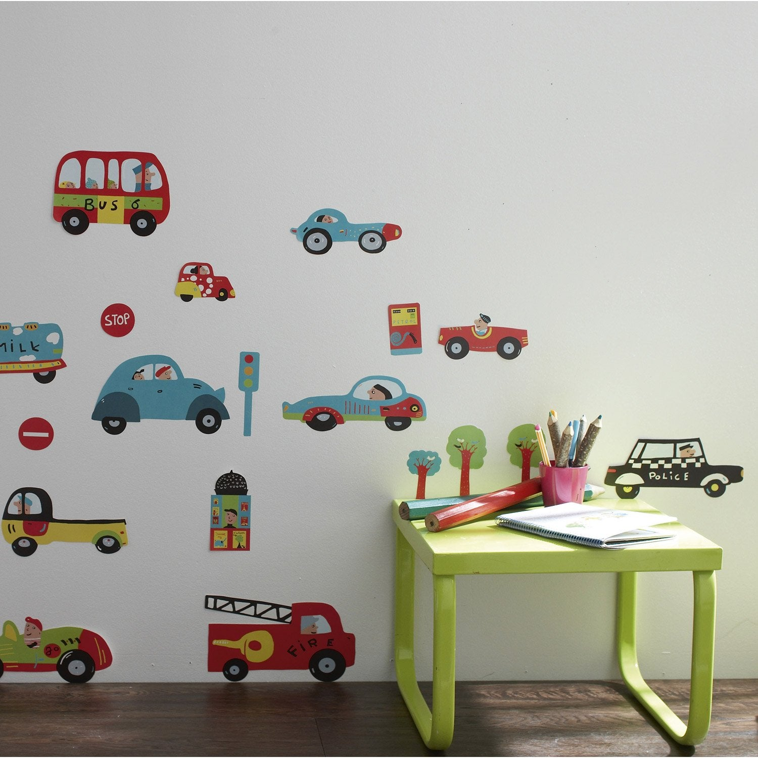 Leroy merlin stickers chambre b b - Leroy merlin stickers muraux ...