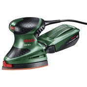 Ponceuse multifonctions BOSCH Psm 160a, 160 W + 25 abrasifs