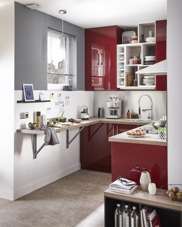 Des idées pour votre cuisine en u