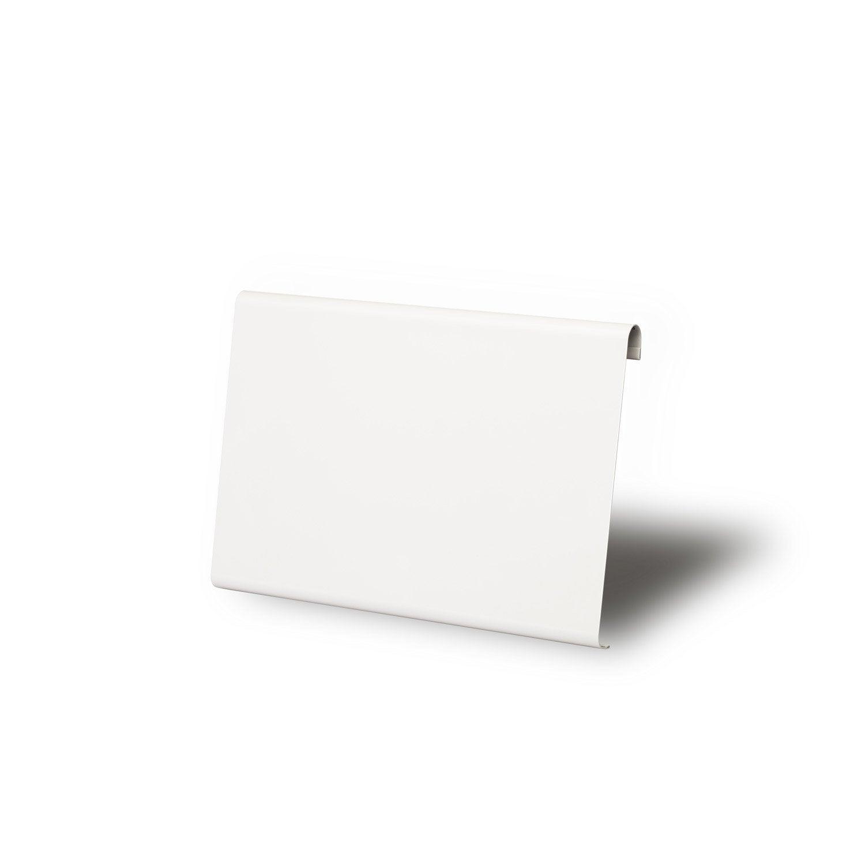 plaque pour s che serviettes morpheo blanc leroy merlin. Black Bedroom Furniture Sets. Home Design Ideas