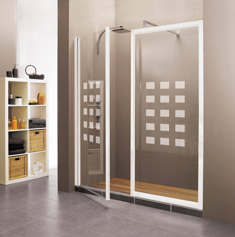 Bienvenue sous la douche for Salle de bain 3m carre