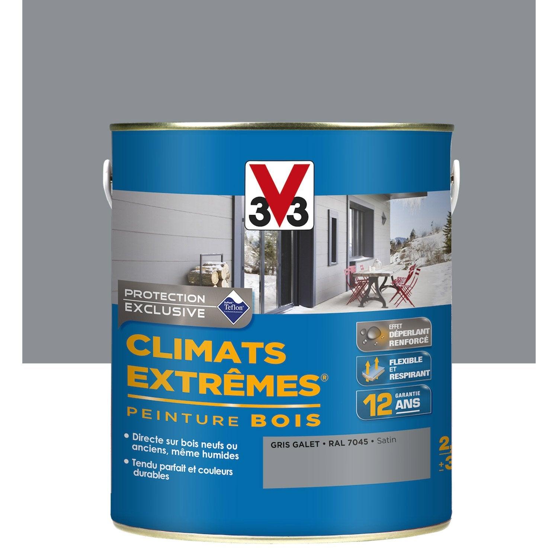Peinture v33 extreme resine de protection pour peinture for Peinture resine exterieur