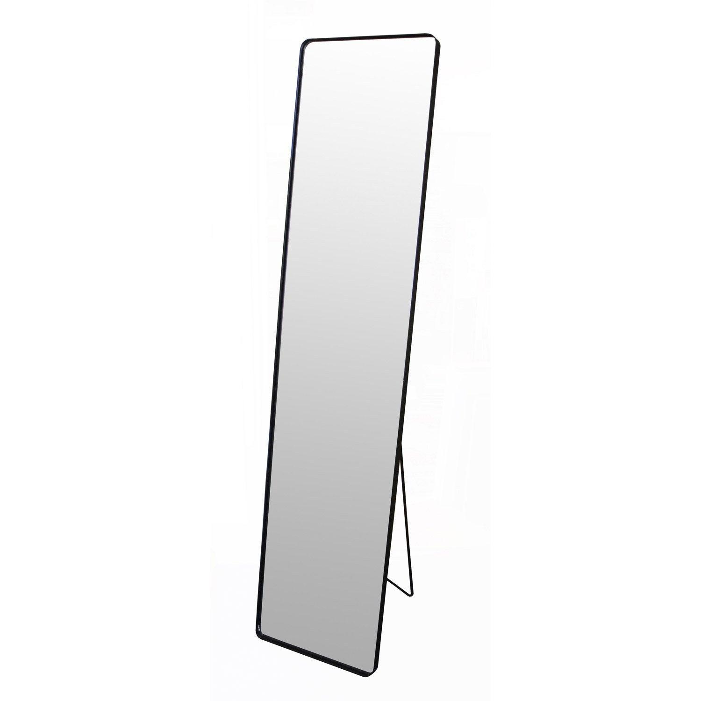 Miroir psych noir x cm leroy merlin - Miroir design leroy merlin ...