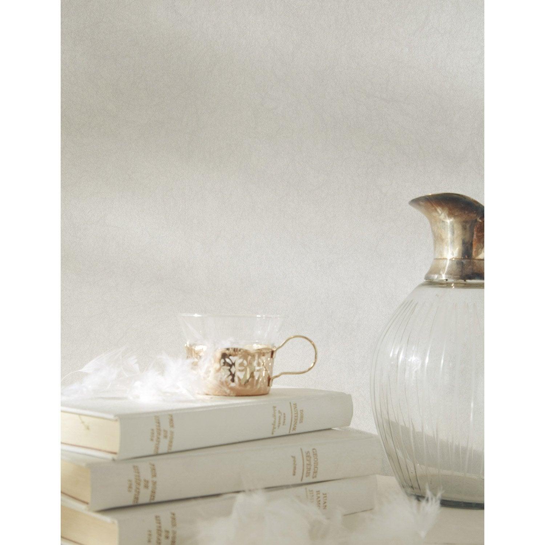 Papier peint nuage blanc leroy merlin for Papier peint nuage