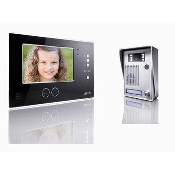 Interphone Video Somfy : les produits les conseils et les id es pour le bricolage ~ Edinachiropracticcenter.com Idées de Décoration