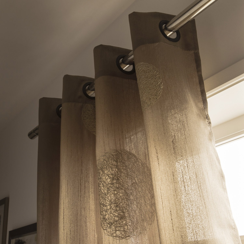 leroy merlin rideau de 28 images rideau occultant. Black Bedroom Furniture Sets. Home Design Ideas