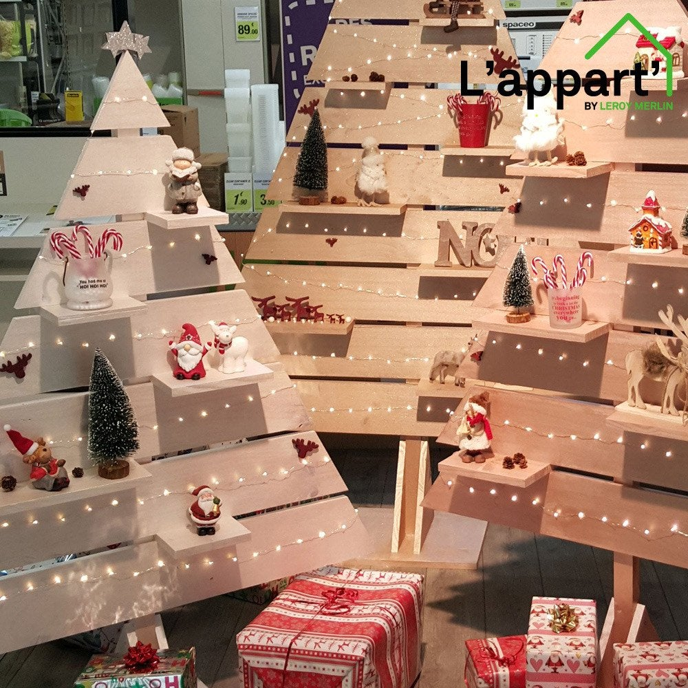 Cr Er Un Sapin De Noel Original