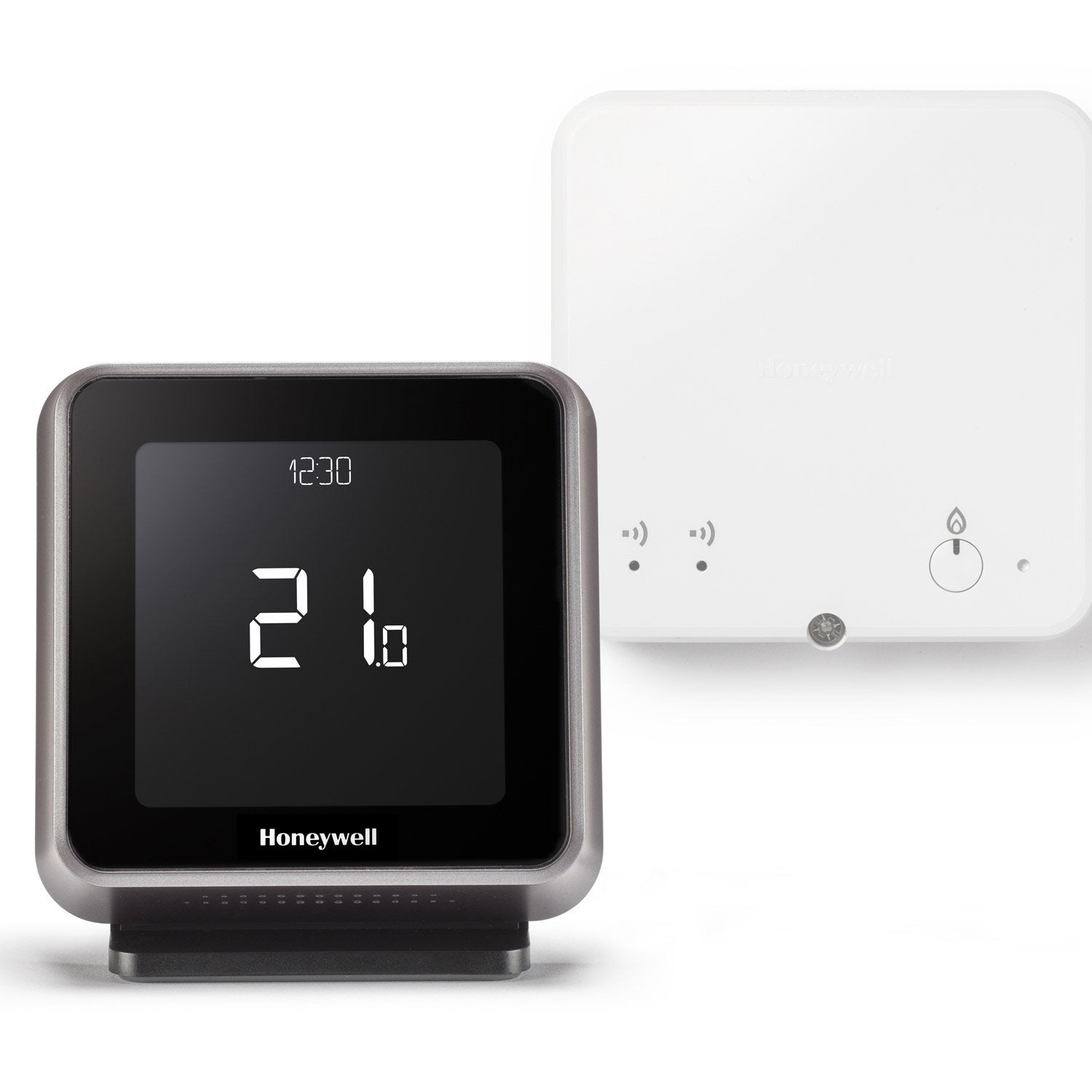 thermostat connect et intelligent sans fil honeywell. Black Bedroom Furniture Sets. Home Design Ideas