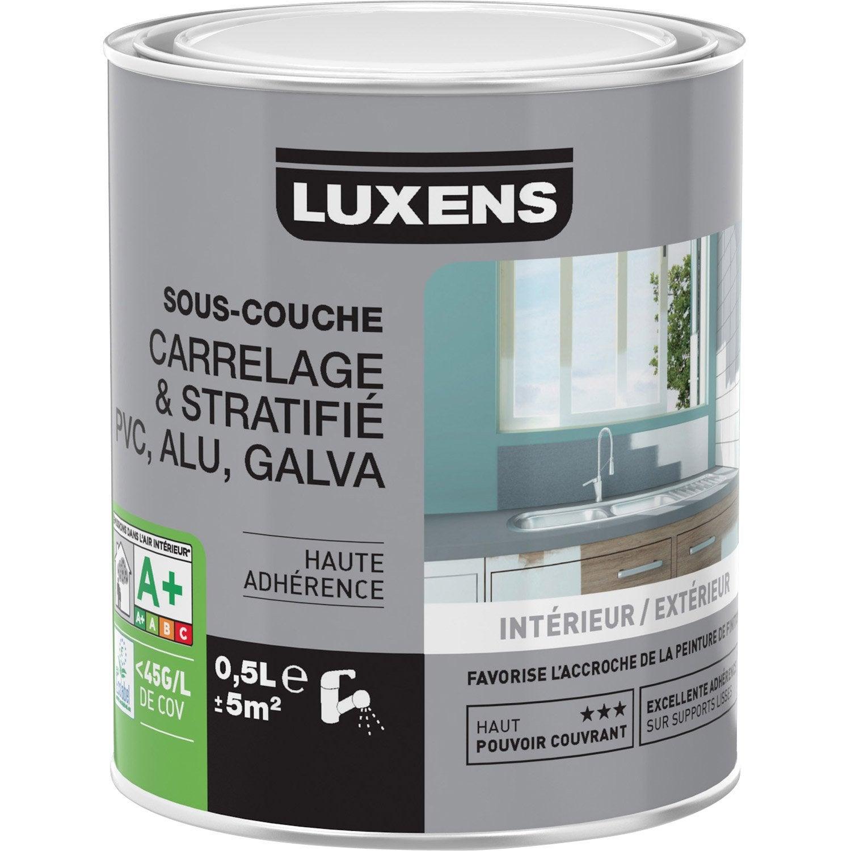Sous couche carrelage stratifi pvc aluminium - Peindre du stratifie cuisine ...