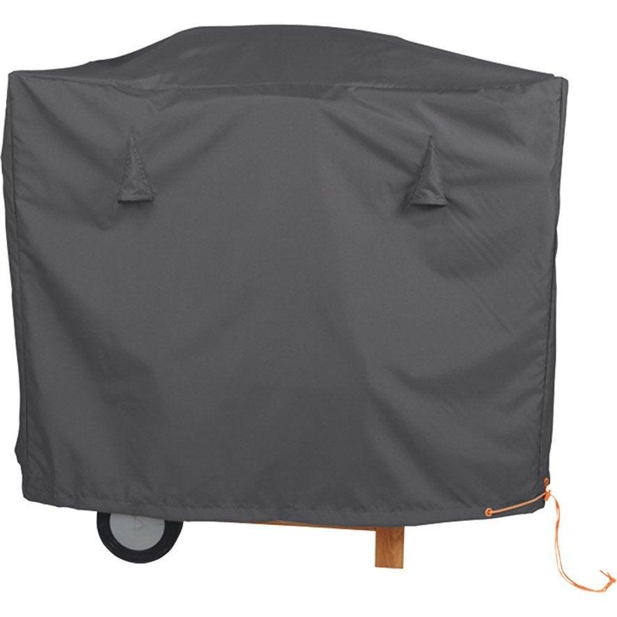 housse de protection pour barbecue naterial x x cm leroy merlin. Black Bedroom Furniture Sets. Home Design Ideas