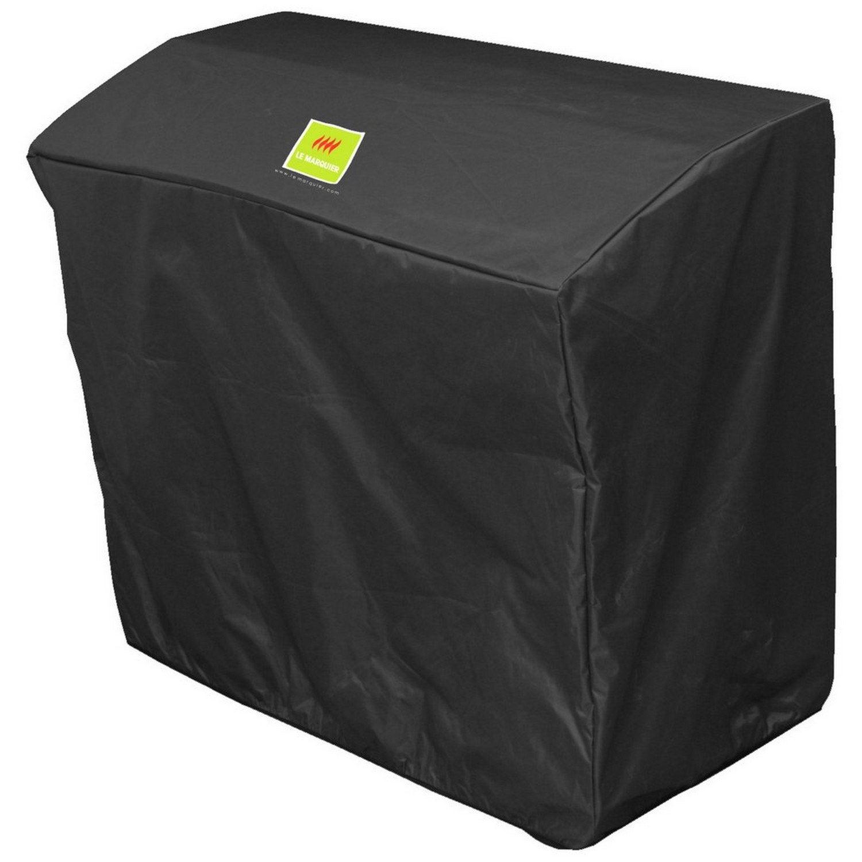 housse de protection pour plancha lemarquier x x cm leroy merlin. Black Bedroom Furniture Sets. Home Design Ideas
