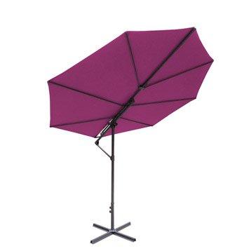 Vente parasol pied de parasol tritoo maison et jardin - Leroy merlin parasol deporte ...
