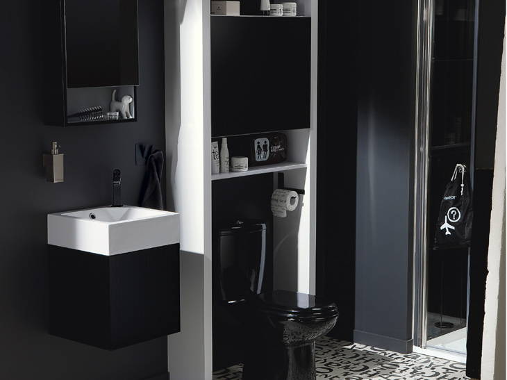Rangement salle de bain leroy merlin - Leroy merlin rangements ...