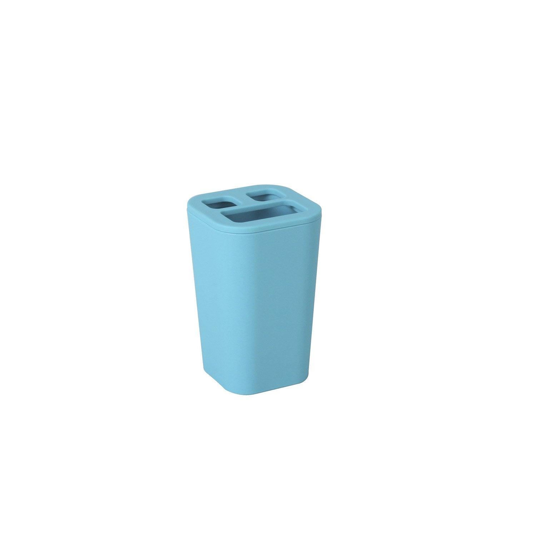 Luxe transat de bain bleu id es de bain de soleil for Poubelle de salle de bain bleu