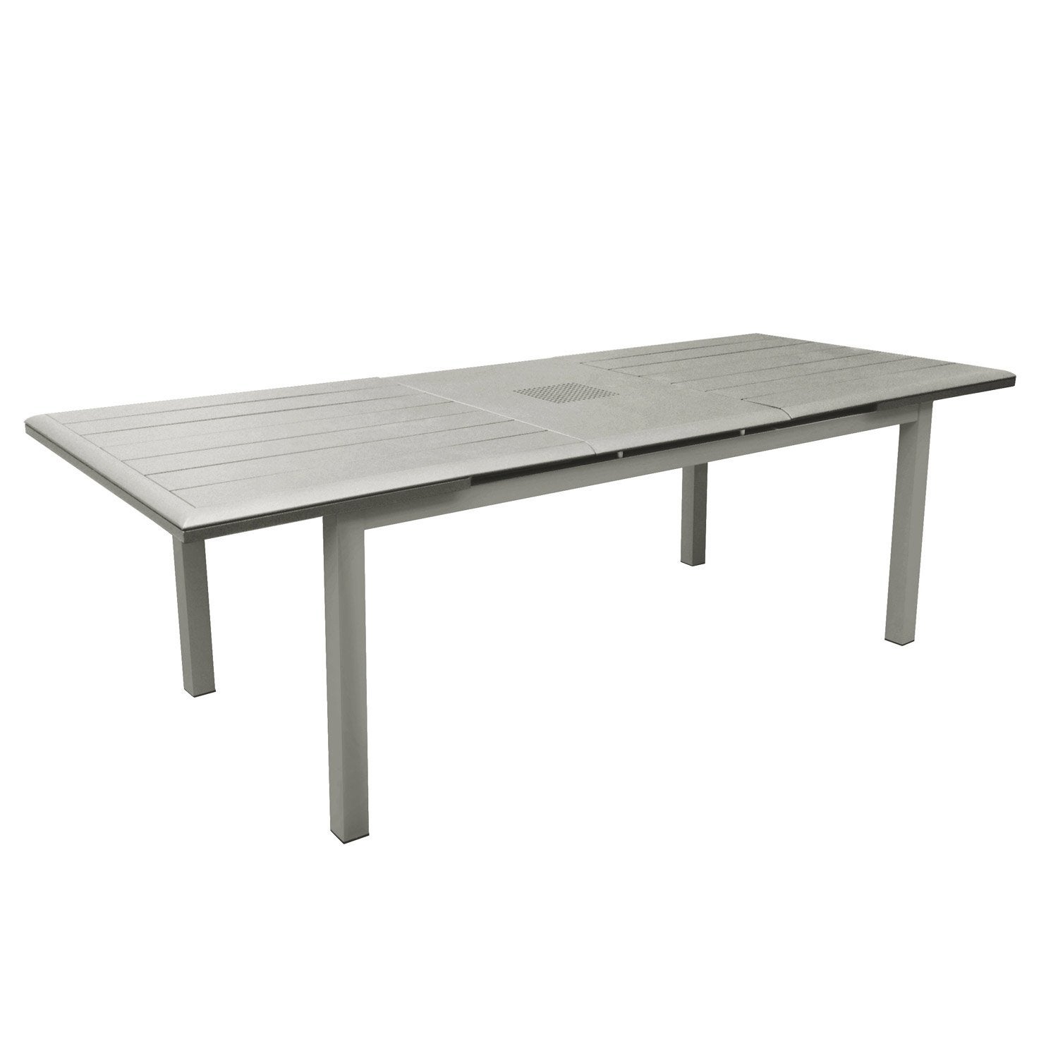 Housse table de jardin leroy merlin d coration de maison for Table extensible leroy merlin